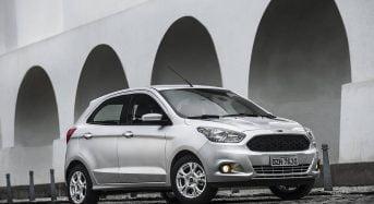 Ford Ka 2017 – Novidades e Previsão de Lançamento
