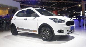 Ford Ka Trail – Previsão de Lançamento e Diferenças para Outras Versões
