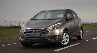 Hyundai HB20 2017 – Preços, Versões e Ficha Técnica