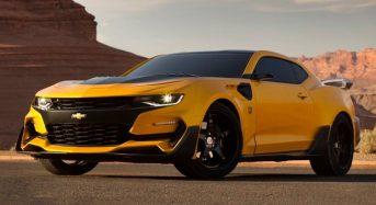 Chevrolet Camaro 2017 – Preços e Ficha Técnica
