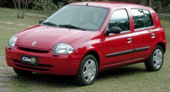 Fim do Renault Clio – Modelo Sai de Linha após 20 Anos