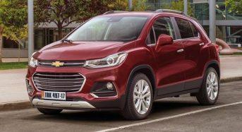 Chevrolet Tracker 2017 – Preço, Consumo, Motor e Novidades