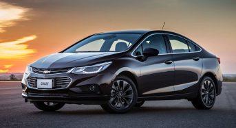 Aumento no Preço do Chevrolet Cruze