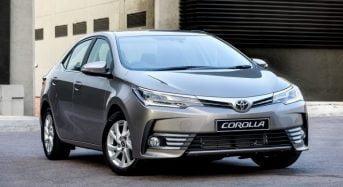 Toyota Corolla 2018 – Modelo deverá chegar às lojas em Março 2017