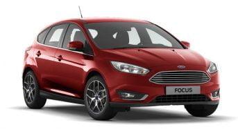 Ford lança Nova Cor para Focus Hatch e Fastback 2017
