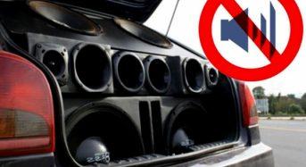 Carro com Som Alto passará a render Multa de R$ 1.000 em SP