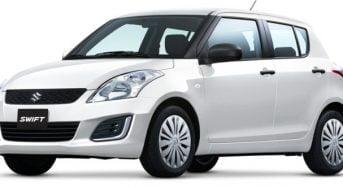 Fim do Suzuki Swift – Modelo Sai de Linha no Brasil