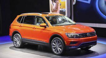 VW Tiguan 2018 – Novidades, Vídeo e Fotos