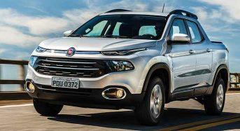 Fiat Toro é a Picape mais Vendida no Brasil – Fevereiro 2017