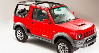 Suzuki Jimny Canvas – Preço e Venda no Brasil