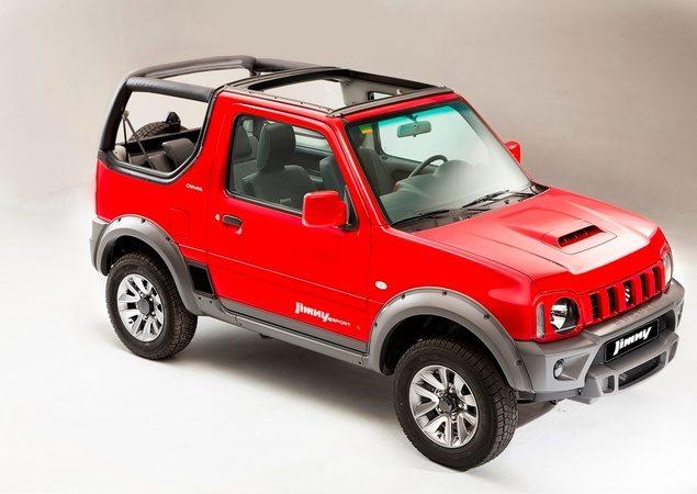 Suzuki Jimny Canvas – Preço e Venda no Brasil • Carro Bonito