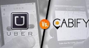Uber x Cabify – Diferenças dos Serviços