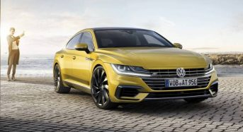 Volkswagen Arteon – Novo Carro Sucessor do Passat CC