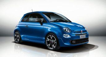 Fiat 500 Híbrido será lançado em 2019