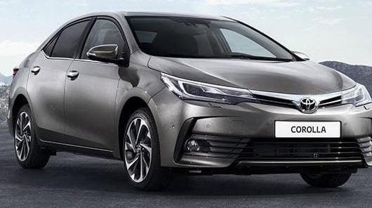 Toyota Corolla 2018 – Lançamento no Brasil