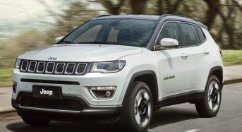 Recall do Jeep Compass – Problema no Sistema de Controle Eletrônico