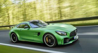 Mercedes AMG GT R – Lançamento e Preço no Brasil