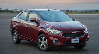 Chevrolet Onix e Prisma 2018 ganham Novos Preços