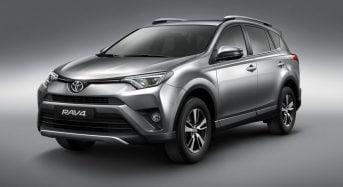 Toyota RAV4 2017 – Lançamento e Preço no Brasil