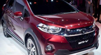 Honda fará Sorteio de WR-V para quem Fizer Test-Drive