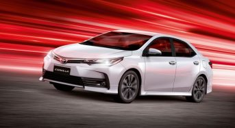 Aumento no Preço do Toyota Corolla 2018