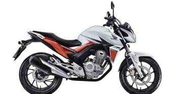 Honda CB Twister 250 – Moto ganha Selo de Maior Valor de Revenda