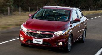 Chevrolet Prisma 2018 – Novidades, Preço e Fotos