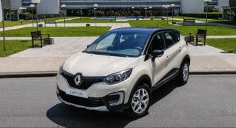 Renault Captur com Motor 1.6 e Transmissão CVT – Lançamento e Preço