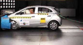 Chevrolet Onix recebe Nota Zero em Teste de Colisão