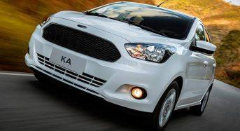 Ford Ka – Características e Novidades