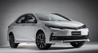 Toyota Corolla – Características do carro