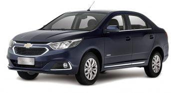 Chevrolet Cobalt 2018 – Características e Novidades