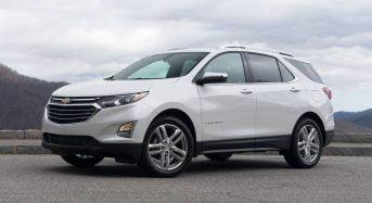 Chevrolet Equinox – Lançamento no Brasil