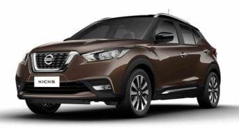 Nissan Kicks 2018 – Início da Produção no Brasil
