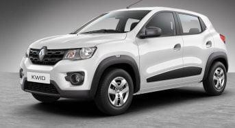 Renault Kwid 2018 – Versões e Preço