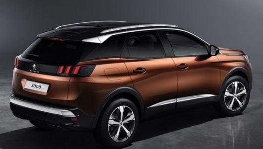 Nova Geração do Peugeot 3008 foi lançada no Brasil