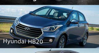 Comparativo Fiat Argo x Novo Onix x HB20 – Qual é Melhor?