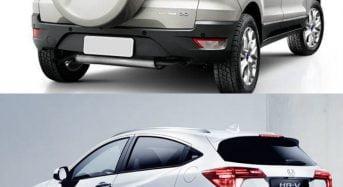 Ford EcoSport x Honda HR-V 2017 – Comparativo, Diferenças e Qual é Melhor