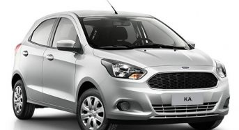 Ford Ka 2019 Reestilizado – O Que Pode Mudar