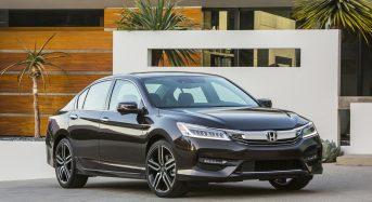 Recall do Honda Accord – Problema no Sensor da Bateria