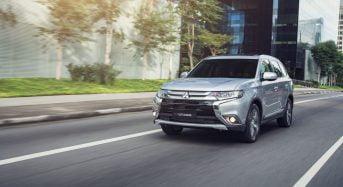 Mitsubishi Outlander Comfort – Nova Versão com 7 Lugares