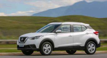 Nissan Kicks 2018 – Nova Versão S 1.6 com Câmbio Manual