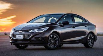 Chevrolet Cruze – Versões, Características