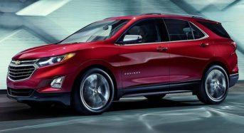 Chevrolet Equinox – Lançamento, Preços