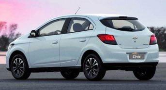 Chevrolet Onix – Ficha Técnica e Especificações