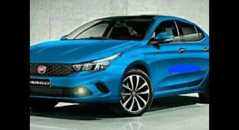 Versão Sedan do Fiat Argo será lançada em 2017