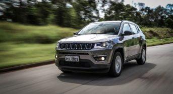Jeep Compass poderá ter versão 4×4