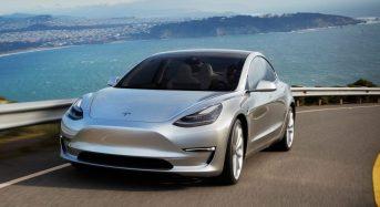 Tesla Model 3 – Lançamento do Carro Elétrico