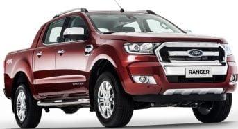 Ford Ranger 2018 – Novas Versões a Diesel e Preço