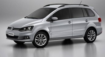 Ficha Técnica do Volkswagen SpaceFox 2018